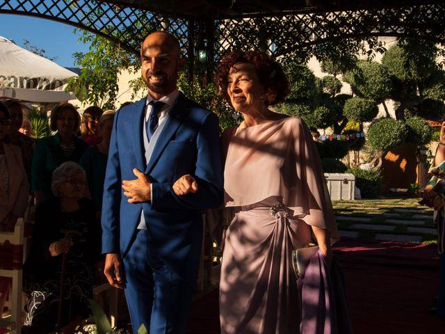 La boda de Pedro y Nayara en Durcal, Granada 39