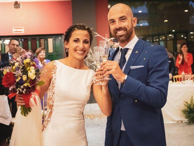La boda de Pedro y Nayara en Durcal, Granada 40