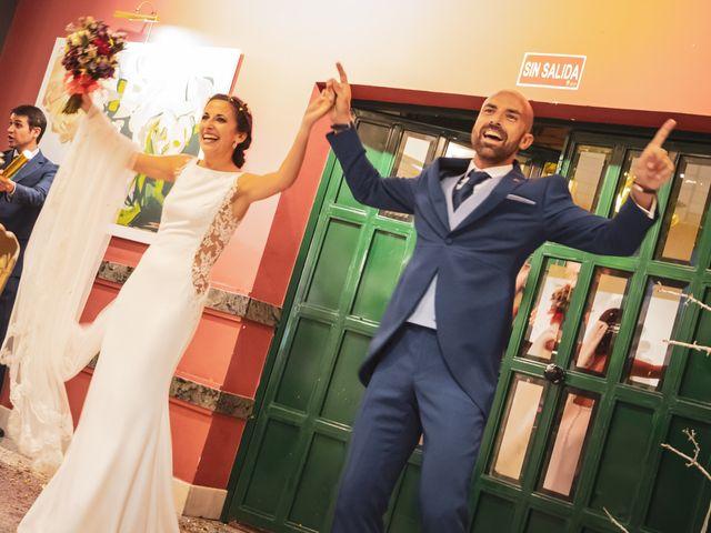 La boda de Pedro y Nayara en Durcal, Granada 41