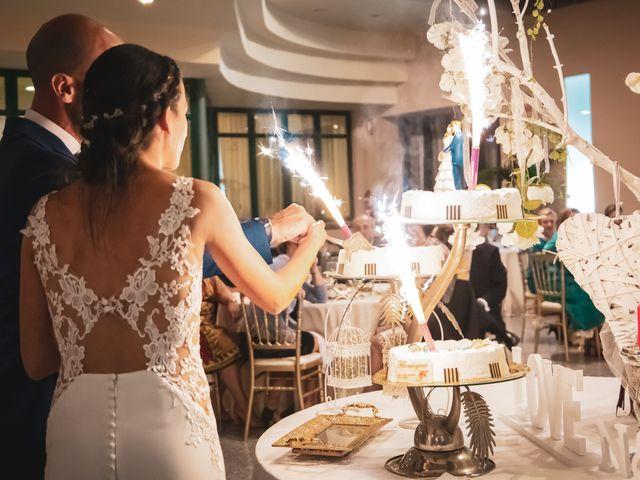 La boda de Pedro y Nayara en Durcal, Granada 46