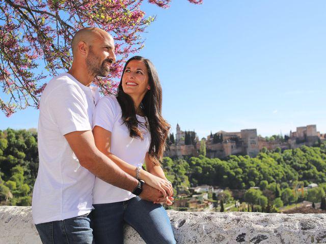 La boda de Pedro y Nayara en Durcal, Granada 49