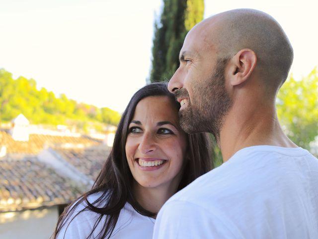 La boda de Pedro y Nayara en Durcal, Granada 52