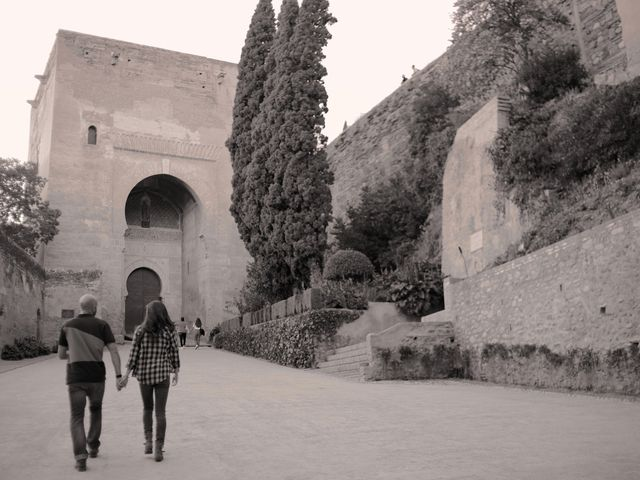 La boda de Pedro y Nayara en Durcal, Granada 57