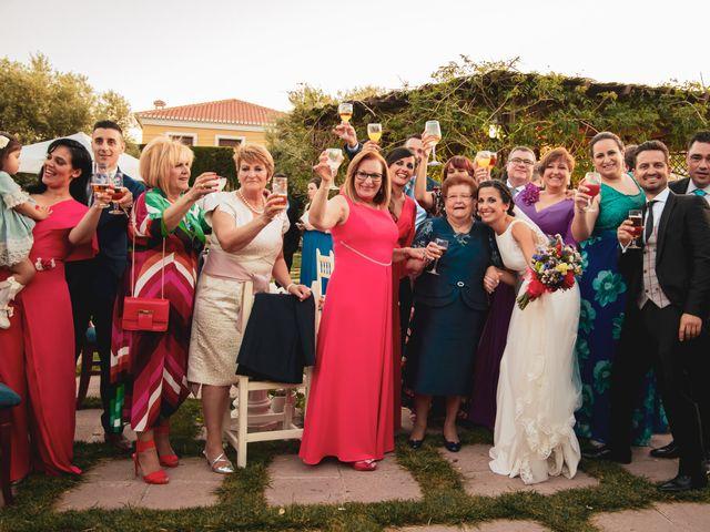 La boda de Pedro y Nayara en Durcal, Granada 59