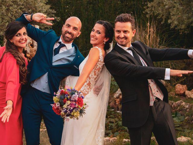 La boda de Pedro y Nayara en Durcal, Granada 62