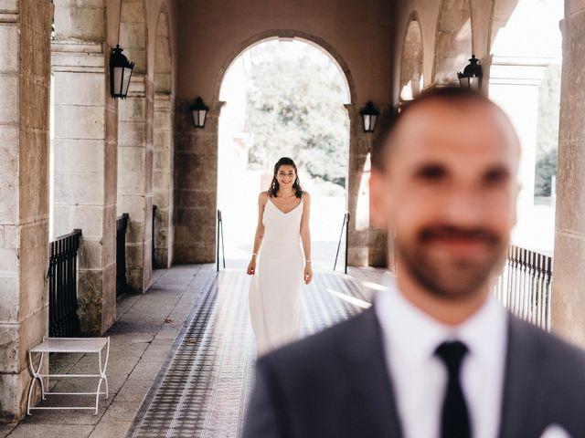 La boda de Max y Amin en Peralada, Girona 11