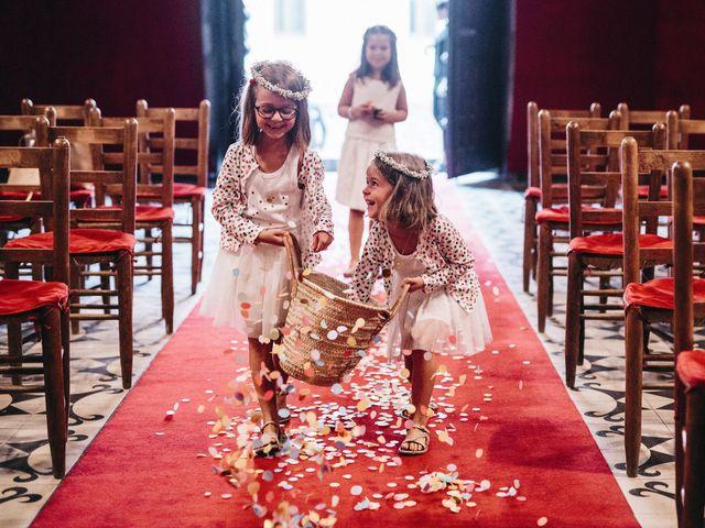 La boda de Max y Amin en Peralada, Girona 17