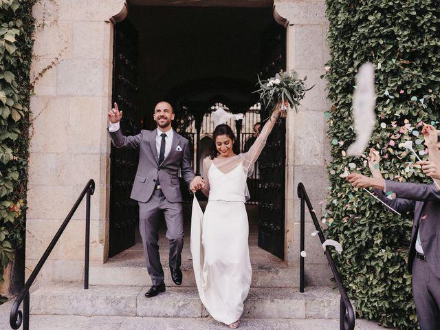 La boda de Max y Amin en Peralada, Girona 2