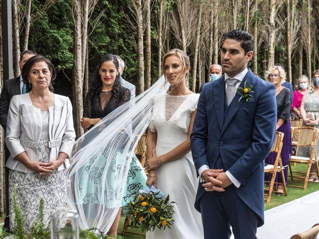 La boda de Andrés y Elena en Cubas, Cantabria 25