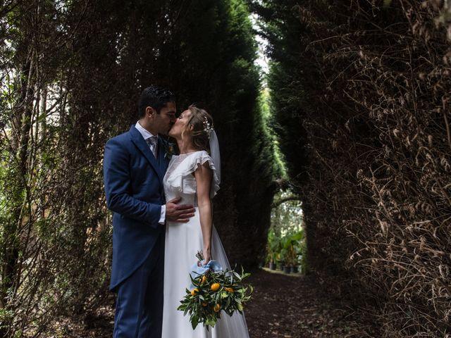 La boda de Andrés y Elena en Cubas, Cantabria 29