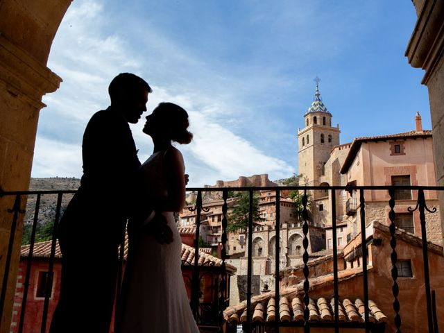 La boda de Rubén y Adriana en Zaragoza, Zaragoza 12