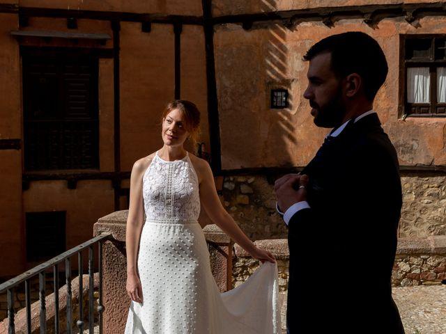 La boda de Rubén y Adriana en Zaragoza, Zaragoza 14
