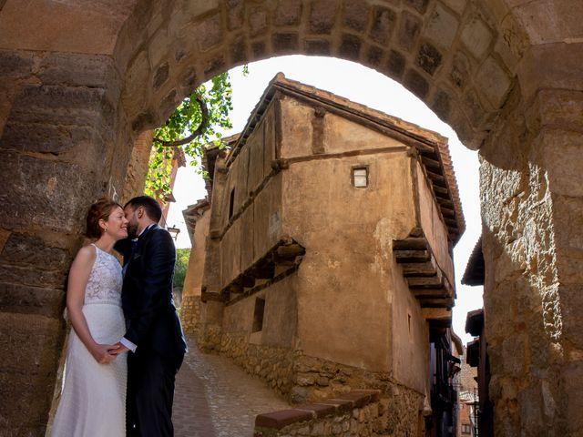 La boda de Rubén y Adriana en Zaragoza, Zaragoza 15