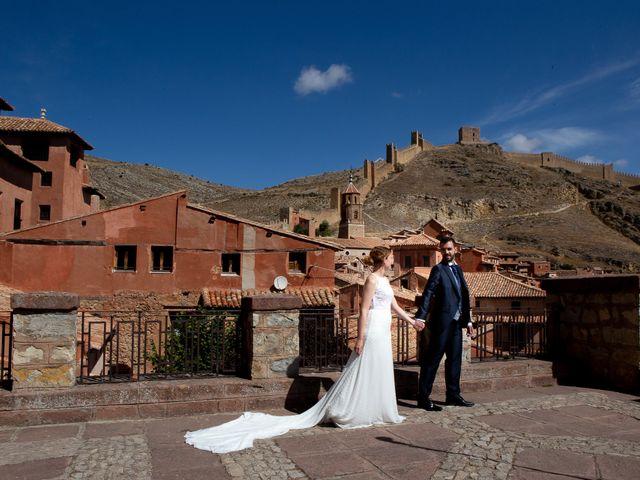 La boda de Rubén y Adriana en Zaragoza, Zaragoza 17