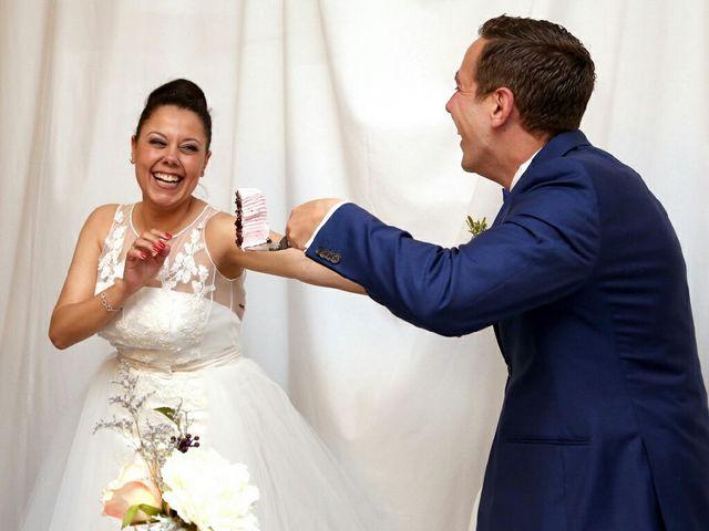 La boda de Kitxi  y Andrés