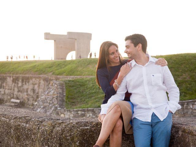 La boda de Héctor y Marta en Gijón, Asturias 2