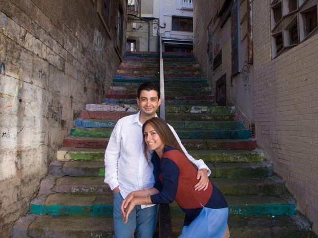 La boda de Héctor y Marta en Gijón, Asturias 3