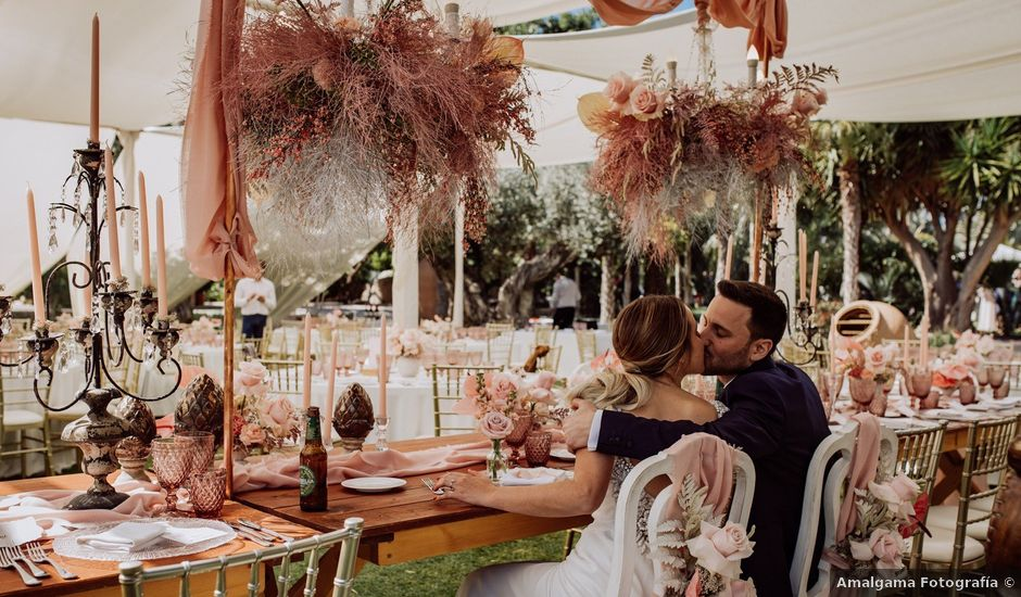 La boda de Efren y Mª José en Elx/elche, Alicante