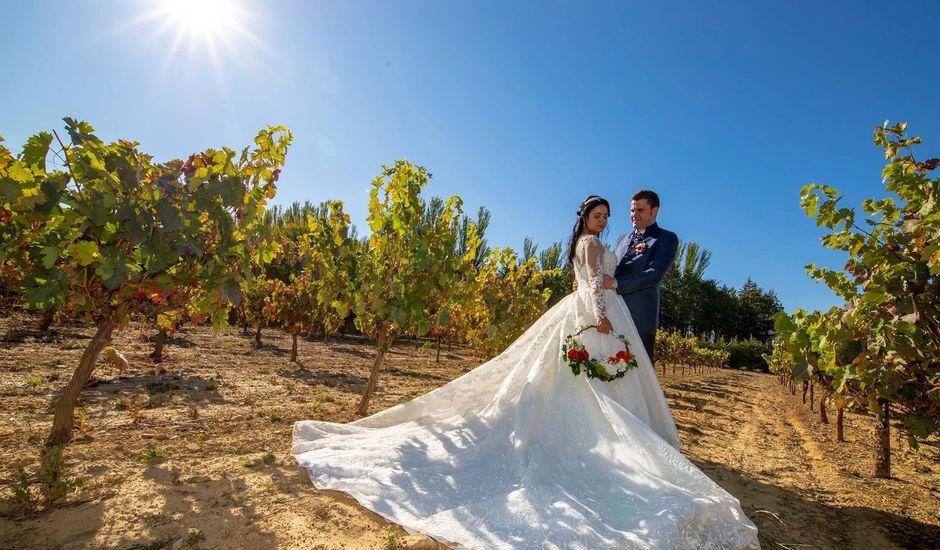 La boda de Raul y Maria  en Fromista, Palencia