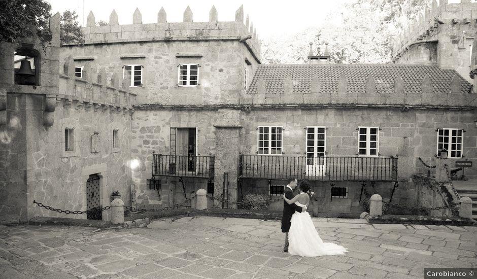La boda de Alberto y Patricia en Vilaboa (Rutis), A Coruña
