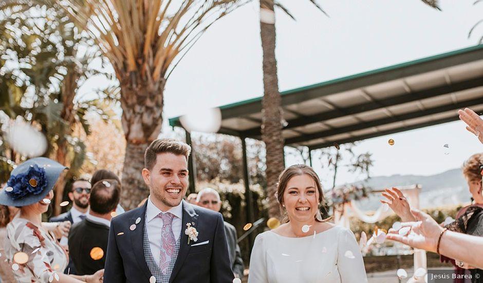 La boda de Jorge y Marta en Málaga, Málaga