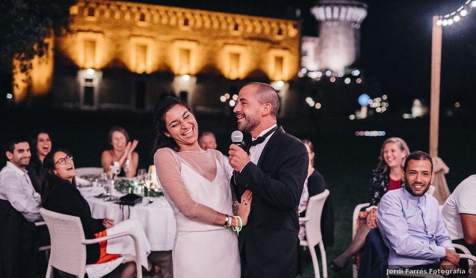 La boda de Max y Amin en Peralada, Girona