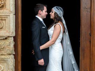 La boda de Rafi y Carlos 1