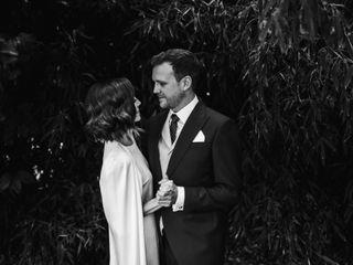 La boda de Berta y Víctor