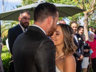 La boda de Esther y Tony