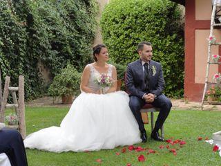La boda de Ester y Xavier