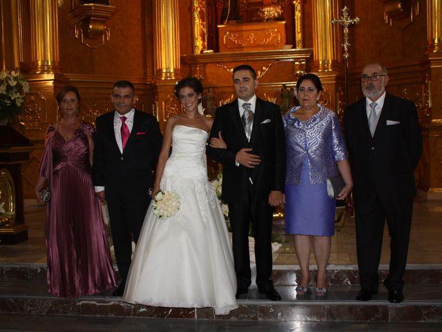 La boda de Paloma y Juanma en Murcia, Murcia 1