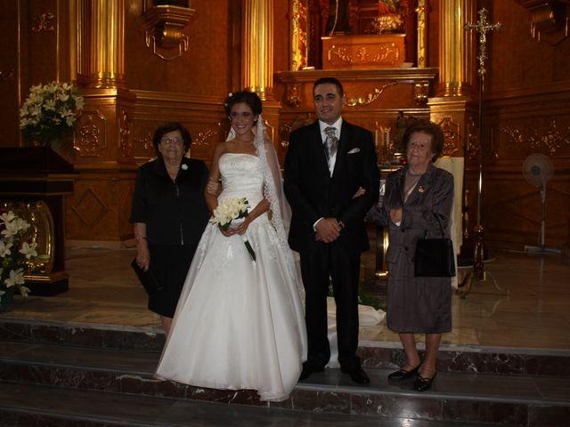 La boda de Paloma y Juanma en Murcia, Murcia 4