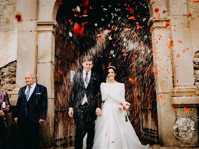 La boda de Pilar y Álvaro en Orellana La Vieja, Badajoz 1