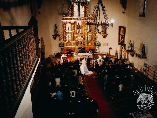 La boda de Pilar y Álvaro en Orellana La Vieja, Badajoz 2