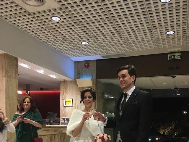 La boda de Pilar y Álvaro en Orellana La Vieja, Badajoz 4