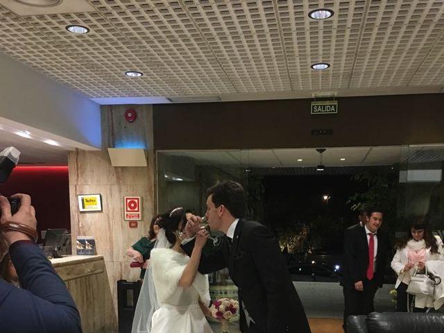 La boda de Pilar y Álvaro en Orellana La Vieja, Badajoz 5