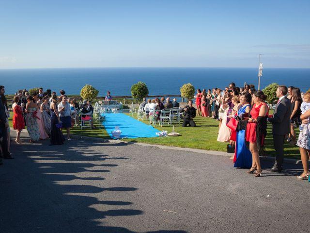 La boda de Angel y Ana en Pazo (Caion), A Coruña 5
