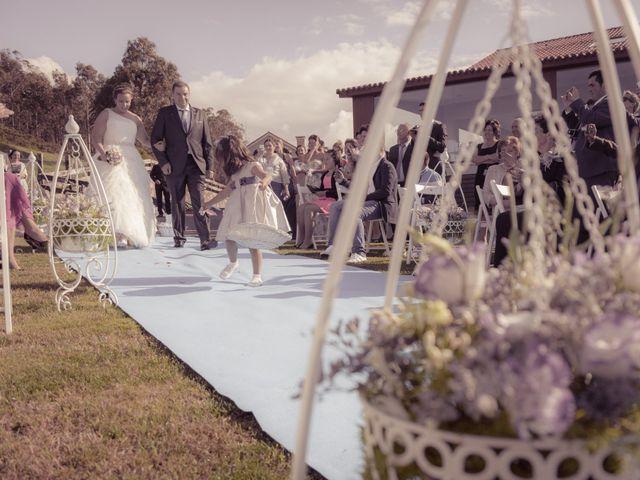 La boda de Angel y Ana en Pazo (Caion), A Coruña 6