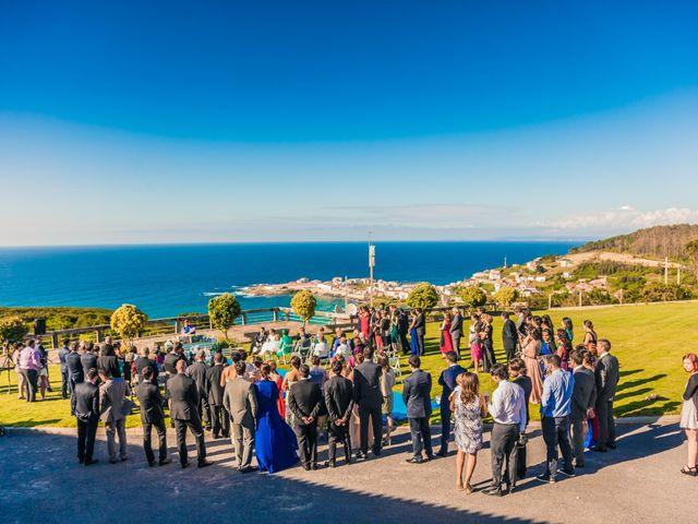 La boda de Angel y Ana en Pazo (Caion), A Coruña 7