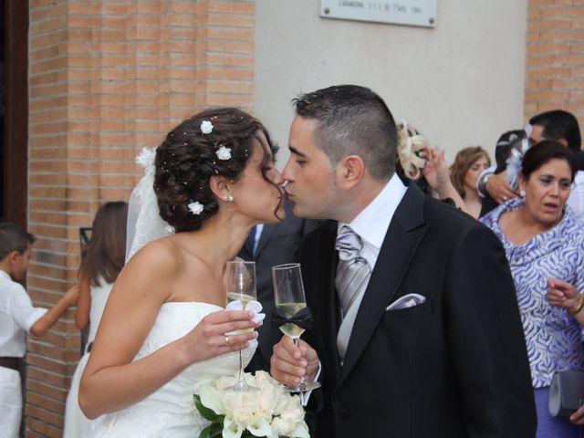La boda de Juanma y Paloma