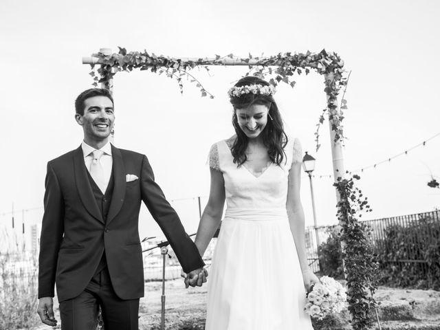 La boda de Helena y Frederico