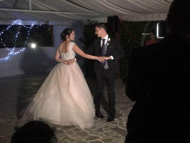 La boda de Alejandro y Marlene en Santa Brigida, Las Palmas 1