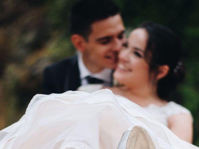 La boda de Alejandro y Marlene en Santa Brigida, Las Palmas 2