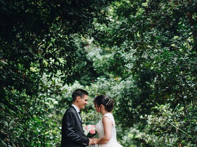 La boda de Alejandro y Marlene en Santa Brigida, Las Palmas 9