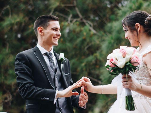 La boda de Alejandro y Marlene en Santa Brigida, Las Palmas 13