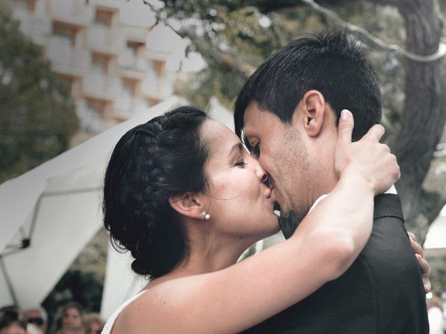 La boda de Anna y Pere