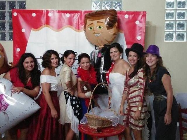 La boda de Daniel y Estefanía en San Fernando, Cádiz 1