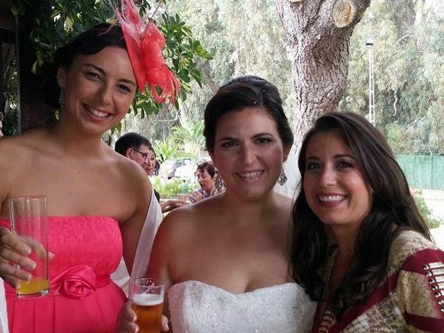 La boda de Daniel y Estefanía en San Fernando, Cádiz 4