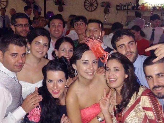 La boda de Daniel y Estefanía en San Fernando, Cádiz 5