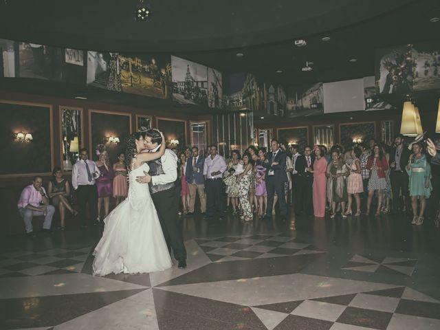 La boda de Edu y Paula en Puente Genil, Córdoba 1